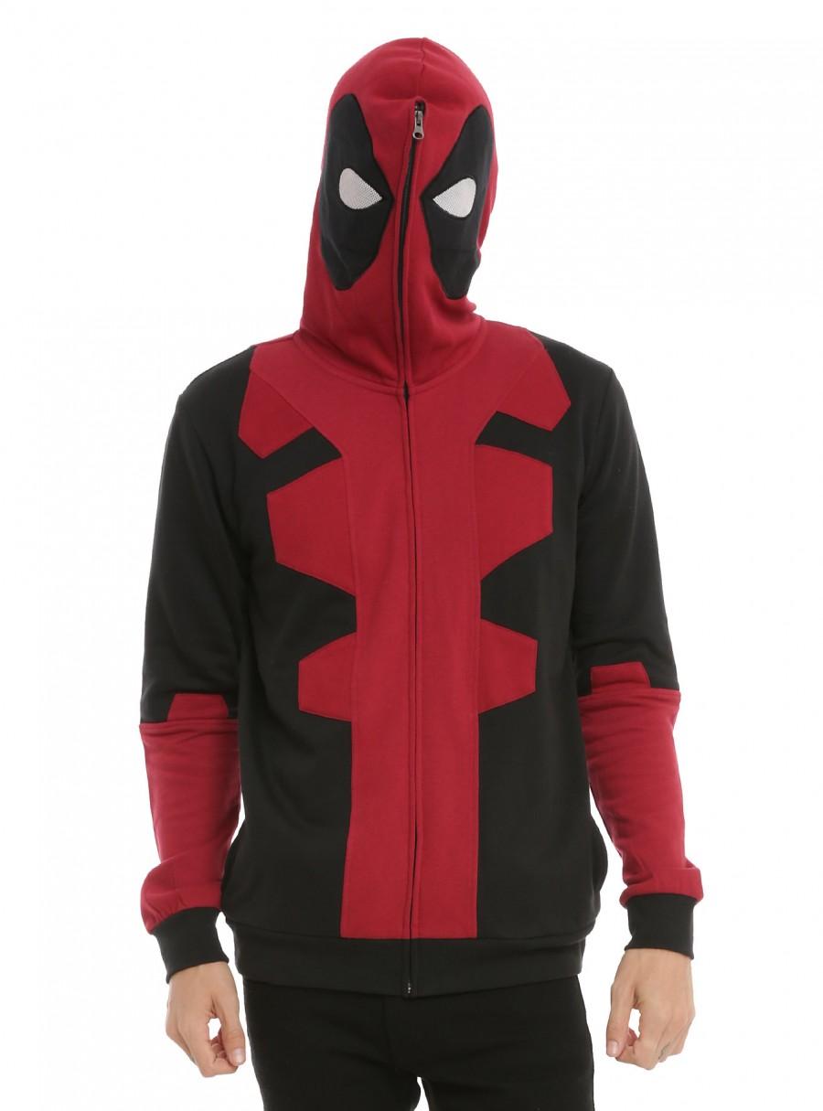 Tom's Selec - hoodie deadpool