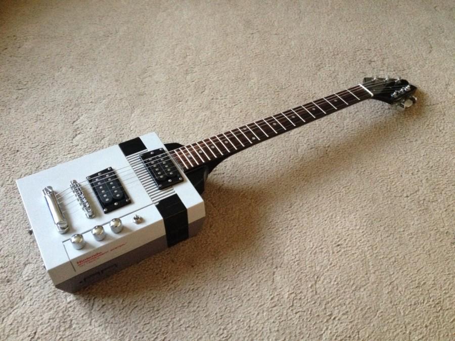 Tom's Selec - guitare NES