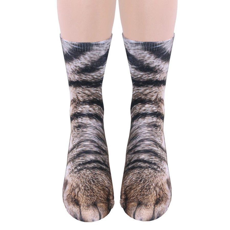Tom's Selec - chaussettes pattes