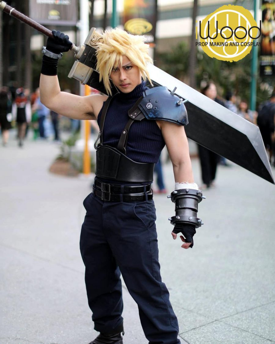 Tom's Selec - cosplay ff7