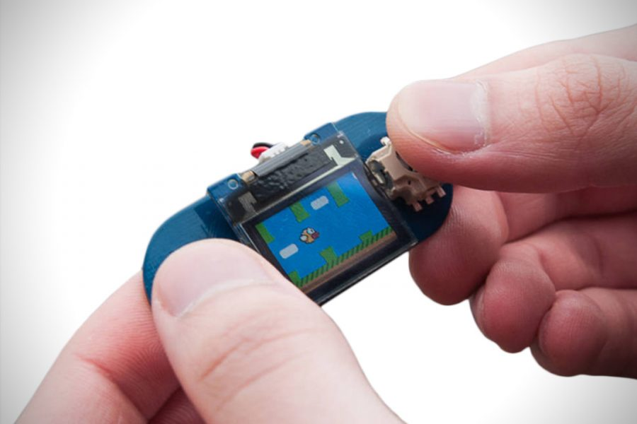 Tom's Selec - kit pour mini console