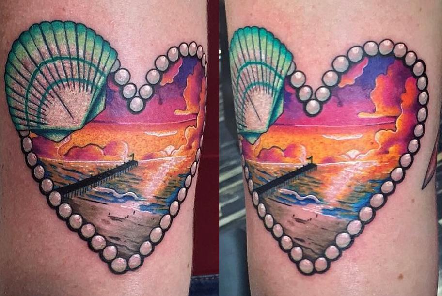 Christopher Velasquez best of tattoo geek beach