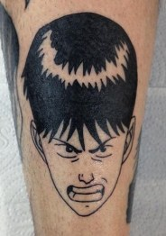 Carlos Cruz best of tattoo geek akira