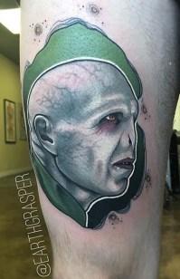 Jonathan Penchoff Best of Tattoo Harry Potter Villains