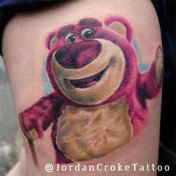 Jordan Croke Best of Tattoo Toy Story