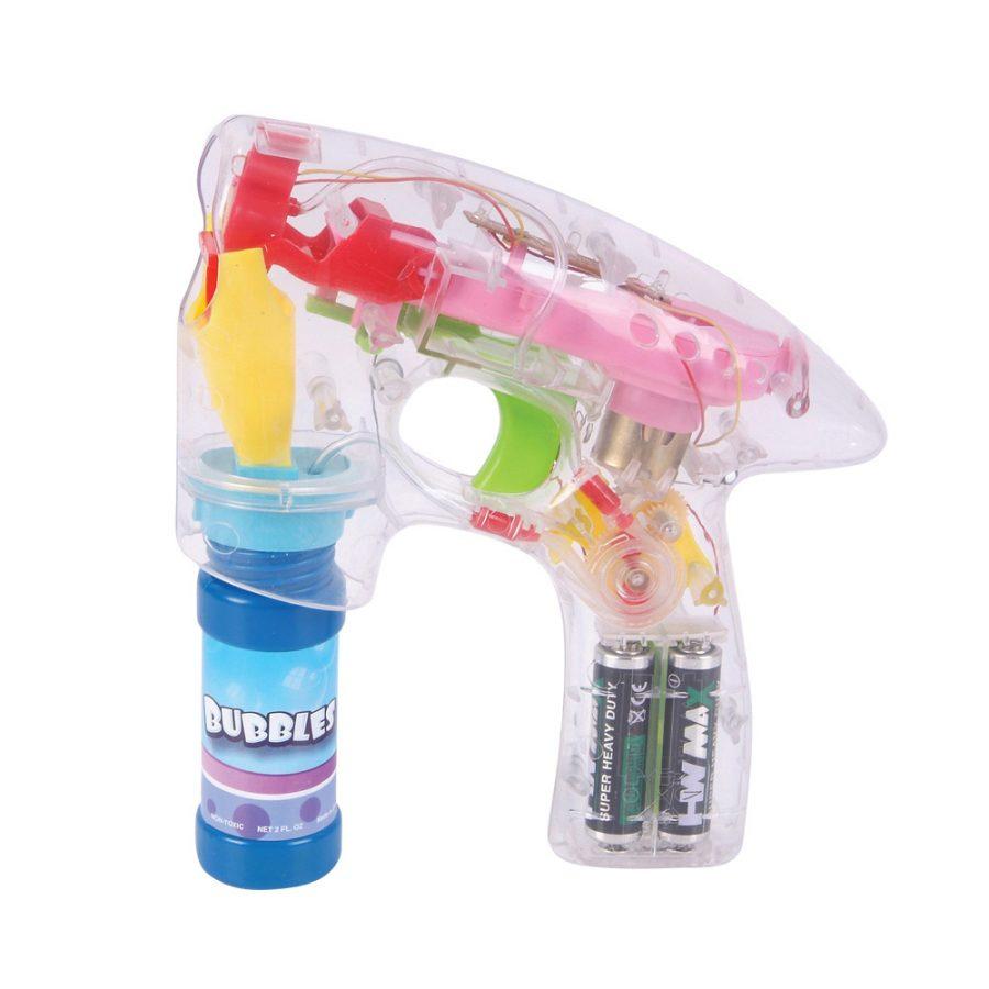 Tom's Selec - pistolet à bulles
