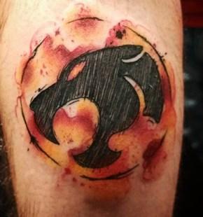best of tattoo geek thundercats cosmocats