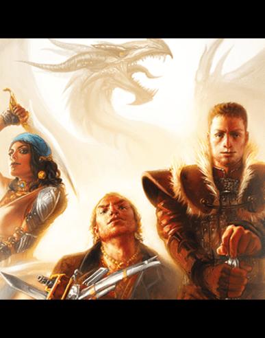 Dragon Age Mana Books