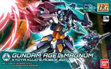 Gundam AGE II Mangum