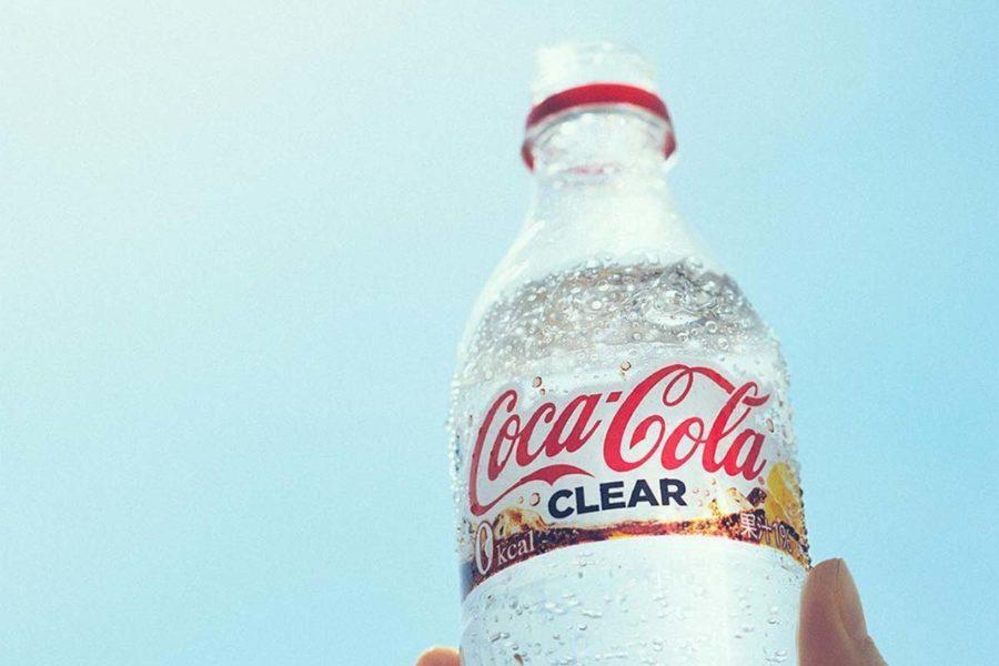Tom's Selec - coca-cola clear