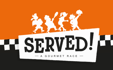 Served! A Gourmet Race