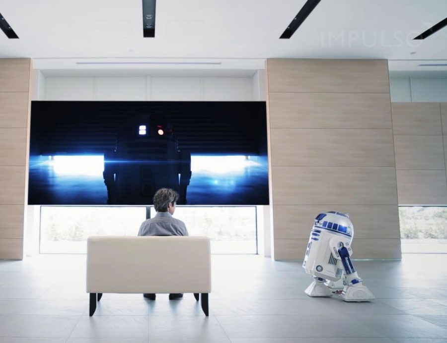 Tom's Selec - frigo mobile r2d2
