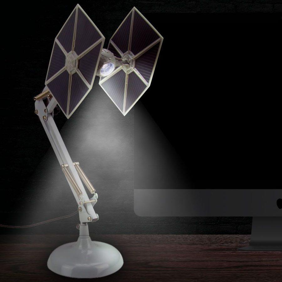 Tom's Selec - lampe tie fighter