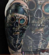 Evgeny Oleynik geek dans la peau best of tattoo