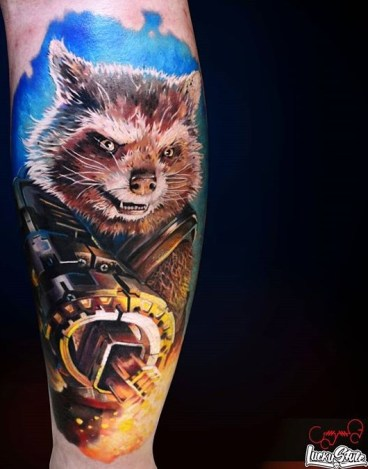 Evgeny Oleynik geek dans la peau best of tattoo