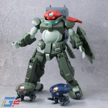 GRIMOIRE RED BERET GALLERY BANDAI TOYSANDGEEK @Gundamfascination-21