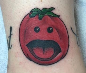 Gillian Goodwill muppets tattoo geek