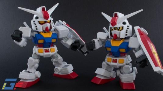 RX-78-2 SD CS SILOUHETTE BANDAI TOYSANDGEEK @Gundamfascination-21