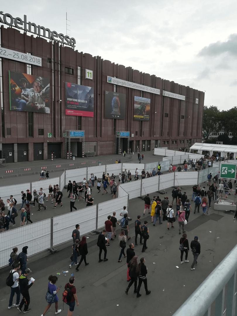 TAG gamescom 2018