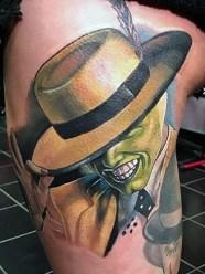 Killer Ink Limited geek peau best tattoo jim carrey tag