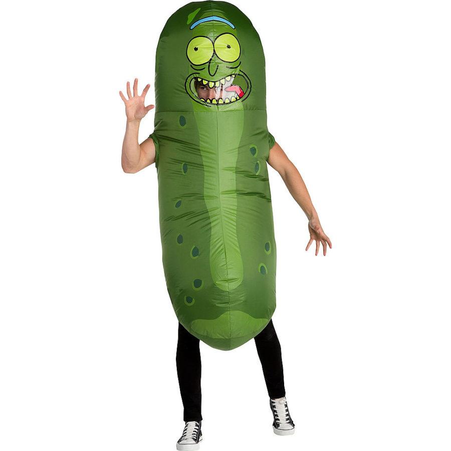 Tom's Selec - costume pickle rick