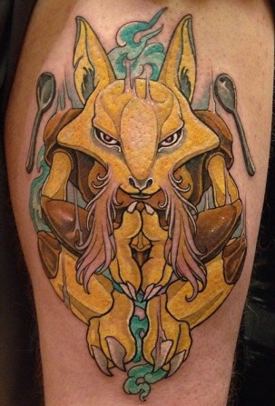 Adam Pasquali best of tattoo tag geek pokemon