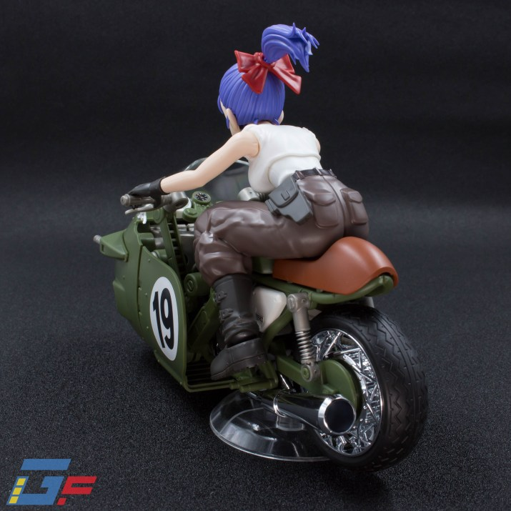 FIGURE RISE MECHANICS BULMA'S VARIABLE N°19 MOTORCYCLE BANDAI GALLERY TOYSANDGEEK @Gundamfascination-4