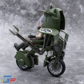 FIGURE RISE MECHANICS BULMA'S VARIABLE N°19 MOTORCYCLE TRIKE MODE BANDAI GALLERY TOYSANDGEEK @Gundamfascination-2