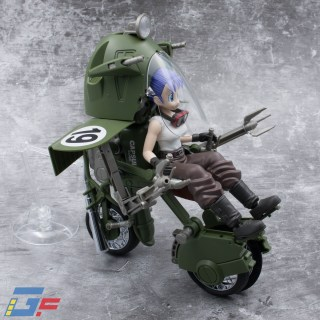 FIGURE RISE MECHANICS BULMA'S VARIABLE N°19 MOTORCYCLE TRIKE MODE BANDAI GALLERY TOYSANDGEEK @Gundamfascination-5
