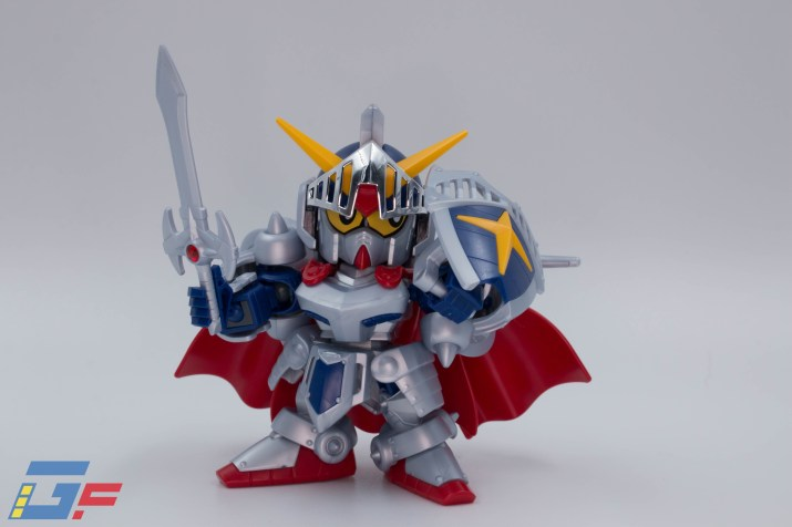 SD KNIGHT GUNDAM BANDAI UNBOXING GALLERY TOYSANDGEEK @Gundamfascination-21