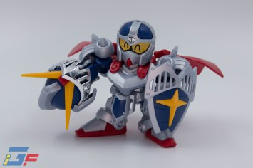 SD KNIGHT GUNDAM BANDAI UNBOXING GALLERY TOYSANDGEEK @Gundamfascination