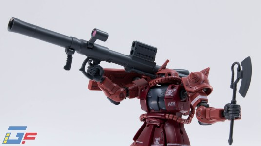 MS-06S ZAKU II ( Red Comet Ver. ) Gallery @GUNDAMFASCINATION-24