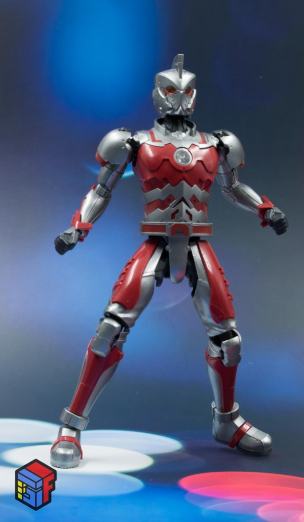 ULTRAMAN SUIT A BANDAI GALLERY @gundamfascination @toysandgeek 2019-16