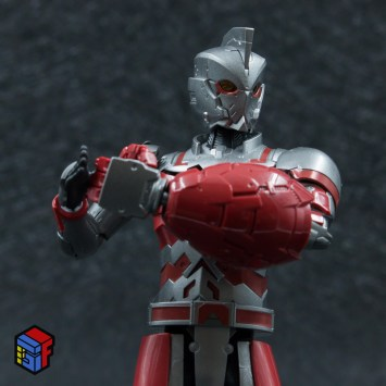 ULTRAMAN SUIT A BANDAI GALLERY @gundamfascination @toysandgeek 2019-4