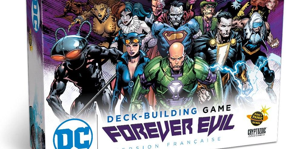 Forever Evil Deck-Building