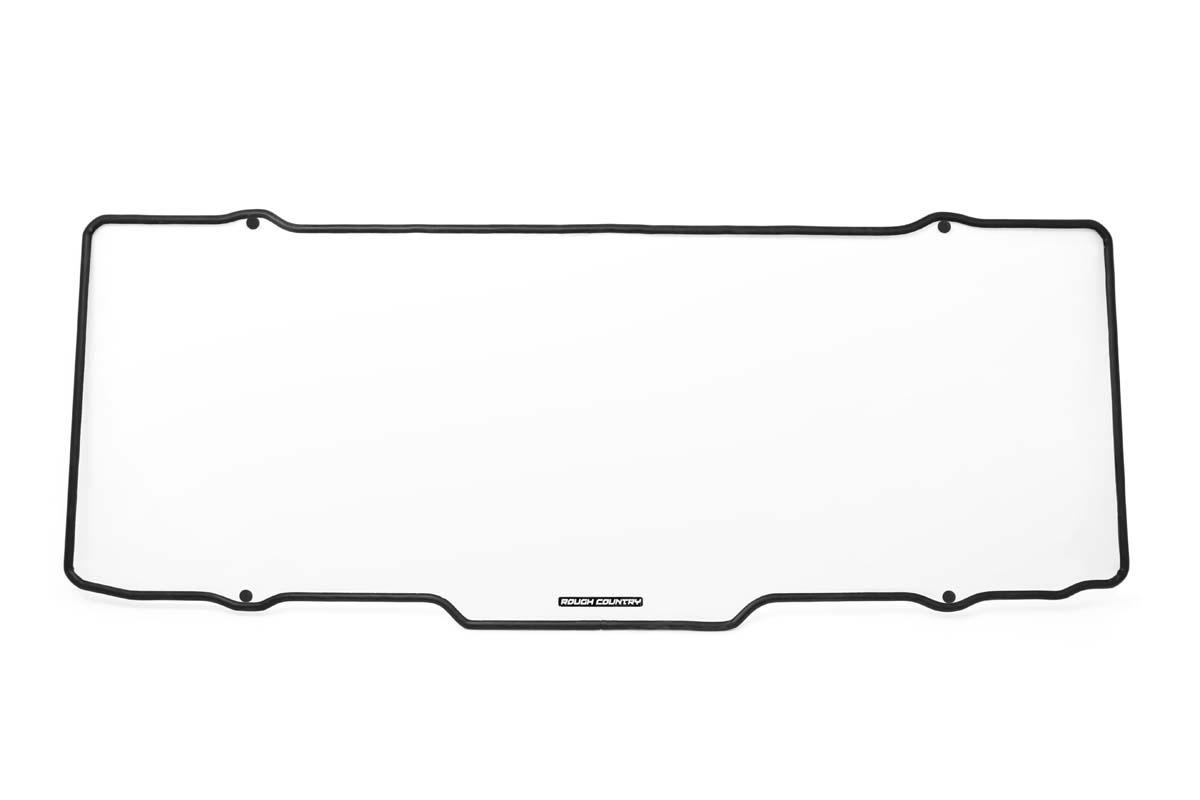 Polaris Scratch Resistant Rear Windshield Panel 16 20