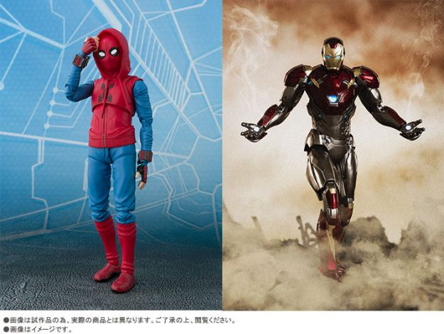 s-h-figuarts-spider-man-home-made-suit-ver-ironman-mark-47-set-10