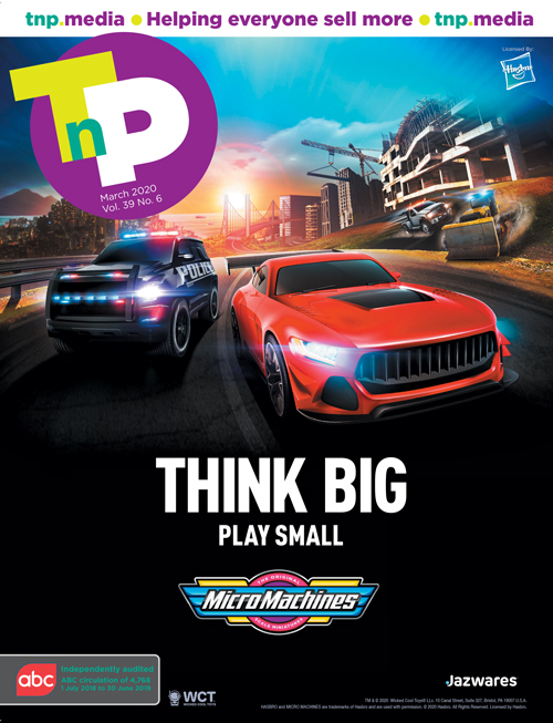 Toys n Playthings March 2020