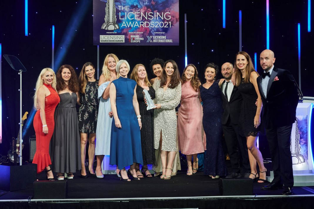 The Licensing Awards 2021