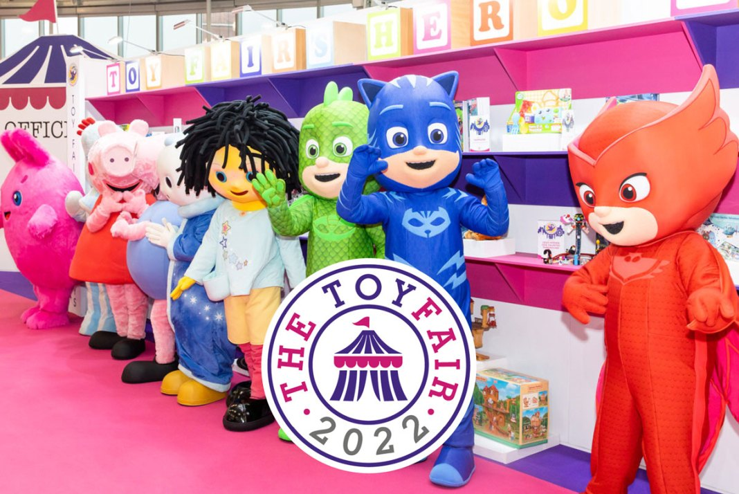 Toy Fair 2022
