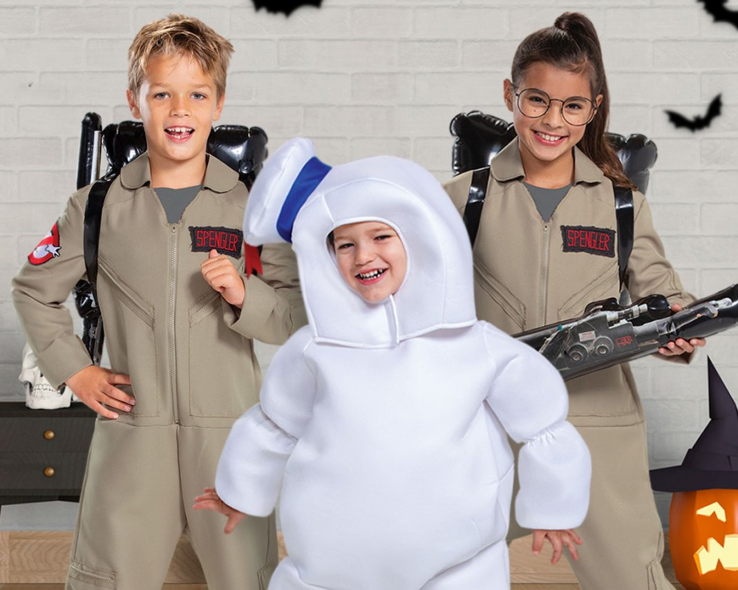 Disguise Ghostbusters Afterlife