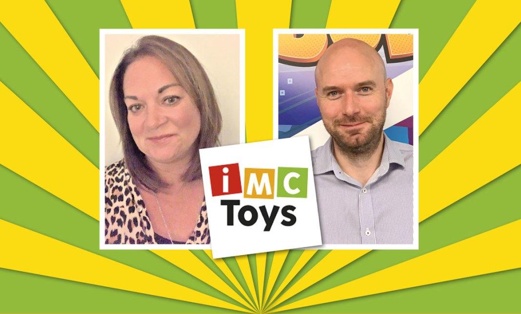 IMC Toys boosts UK sales team