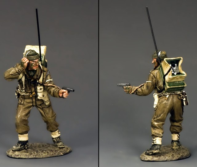 Radio Operator Larger Image