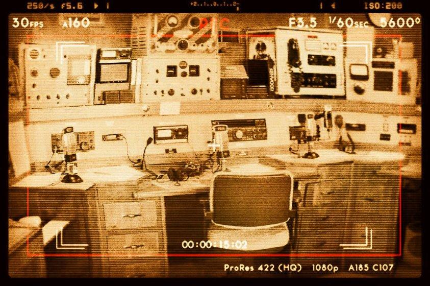 digital bunker radio room by sgt. grinner