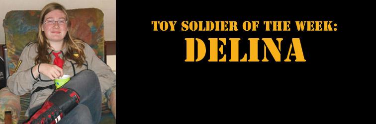 Delina banner