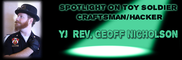 Spotlight On YJ Rev. Geoff Nicholson Banner