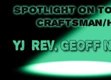 Spotlight On YJ Rev. Geoff Nicholson Banner