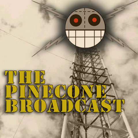 Pinecone Broadcast Banner