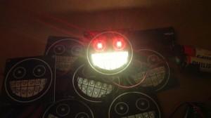 Logo LED's