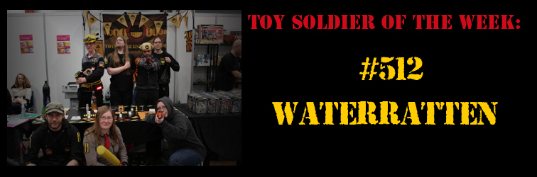 Toy Soldier(s) Of The Week 512 Waterratten